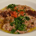 Beautiful beans from East Med (Ful Medames)
