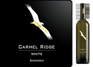 carmel-ridge-white 2010 shomron